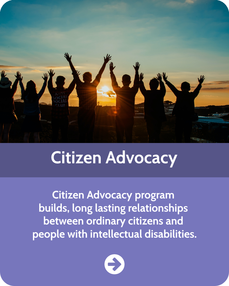 North East Citizen Advocacy